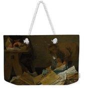 The Scribe Weekender Tote Bag