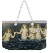 The Sea Maidens Weekender Tote Bag
