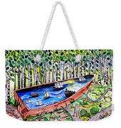The Sea Weekender Tote Bag