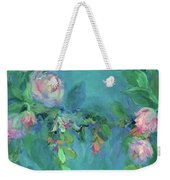 The Search For Beauty Weekender Tote Bag
