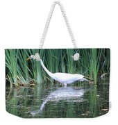 The Search For Food Continues Weekender Tote Bag