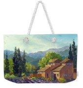 the Season Provence Weekender Tote Bag