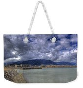 The Seasons On Lake Pend Oreille Weekender Tote Bag