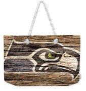 The Seattle Seahawks 2f Weekender Tote Bag