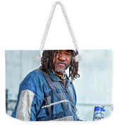 The Second Most Interesting Man In The World  Weekender Tote Bag