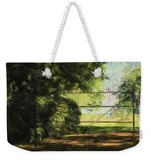 The Secret Gate Weekender Tote Bag