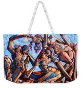 The Seduction Of The Muses Weekender Tote Bag