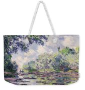 The Seine At Giverny Weekender Tote Bag
