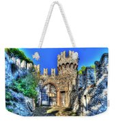 The Senator Castle - Il Castello Del Senatore Weekender Tote Bag