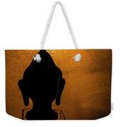 The Serene Buddha  Weekender Tote Bag