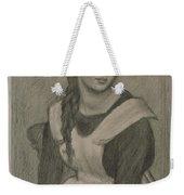The Servant Girl Painting Weekender Tote Bag