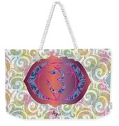 The Seven Chakras Weekender Tote Bag