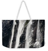 The Seven Sister Waterfall Weekender Tote Bag