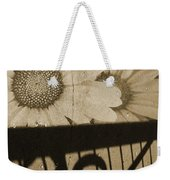 The Shadow Flowers Weekender Tote Bag