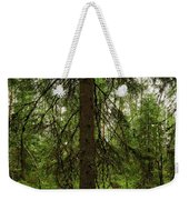 The Shadow Of The Spruce Weekender Tote Bag