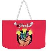 The Shadow The Living Joss Weekender Tote Bag