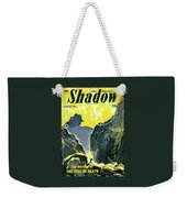 The Shadow The Mystery Of The Toll Of Death Weekender Tote Bag