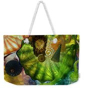 The Shape Of Color 4 Weekender Tote Bag