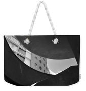 The Shape Of Modern Architecture  Weekender Tote Bag