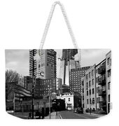 The Shard Above Guy's Weekender Tote Bag
