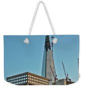 The Shard London Bridge Weekender Tote Bag