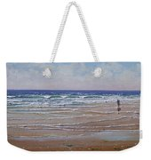 The Shell Collector Weekender Tote Bag