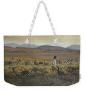 The Shepherdess Weekender Tote Bag