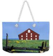 The Sherfy Farm At Gettysburg Weekender Tote Bag