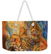 The Shining Of Jerusalem Weekender Tote Bag