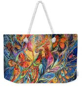The Shining Of The Night Weekender Tote Bag