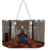 The Shining Weekender Tote Bag