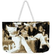 The Show Iv Weekender Tote Bag
