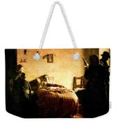 The Sick Violinist Weekender Tote Bag