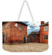 The Side Door Weekender Tote Bag