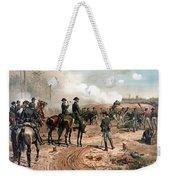 The Siege Of Atlanta Weekender Tote Bag by War Is Hell Store