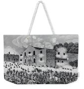 The Siege Of The Alamo Weekender Tote Bag