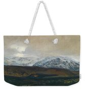 The Sierra De Guadarrama Weekender Tote Bag
