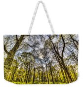 The Silent Forest  Weekender Tote Bag