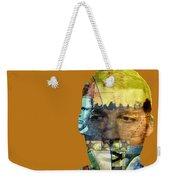 The Silent Type Weekender Tote Bag