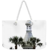 The Silver  Weekender Tote Bag