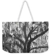 The Silver Tree Weekender Tote Bag