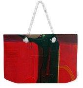 The Skinny Weekender Tote Bag