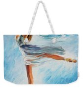 The Sky Dance Weekender Tote Bag