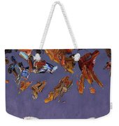The Sky Is Falling Weekender Tote Bag