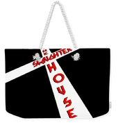 The Slaughterhouse Weekender Tote Bag