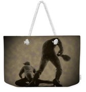 The Slide - Kick Up Some Dust Weekender Tote Bag by Bill Cannon