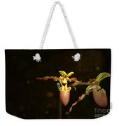 The Slippers Weekender Tote Bag