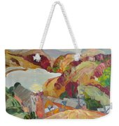 The Slovechansk Edge Weekender Tote Bag