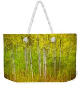 The Small Forest Weekender Tote Bag