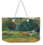 The Small Valley Weekender Tote Bag